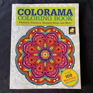 Other - Colouring book. Unused  no crayons included